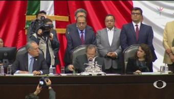 Foto: Muñoz Ledo Presidencia Cámara Diputados 3 Septiembre 2019