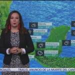 FOTO: Narda Provocará Lluvias Descargas Eléctricas México