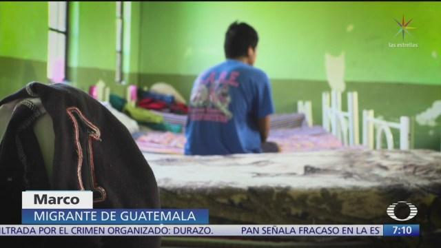 Niños migrantes viven doble tragedia
