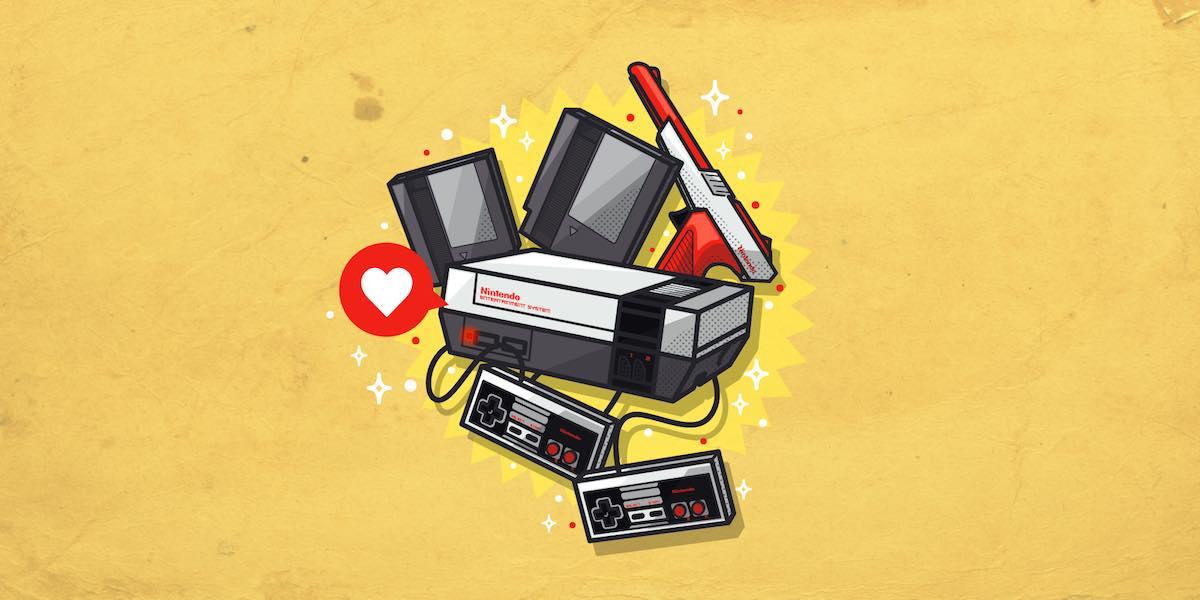 Foto Nintendo Aniversario 18 Septiembre 2019