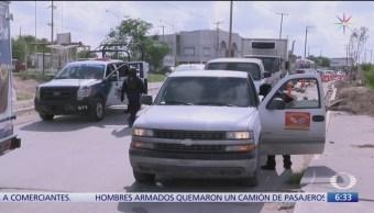 No para la violencia en Tamaulipas