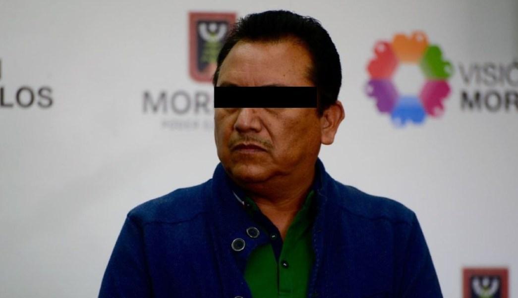 Noé Sandoval Morales, exsecretario de Transporte de Morelos