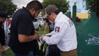 Detienen a 47 personas durante operativo en Naucalpan y Tlalnepantla
