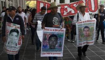 Se cumplen cinco años de la desaparición de 43 normalistas de Ayotzinapa