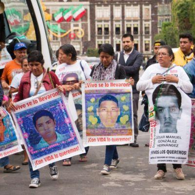Abrirán nueva investigación sobre caso Ayotzinapa