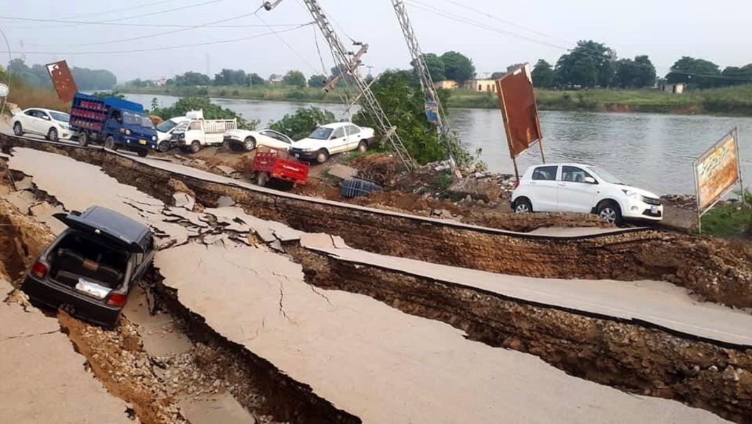 Foto: Terremoto en Pakistán, 24 de septiembre de 2019