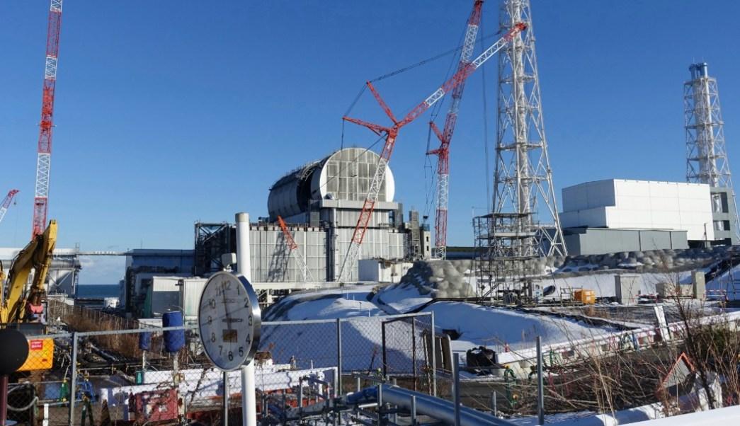 Foto: Planta nuclear de Fukushima, 25 de junio de 2018, Japón