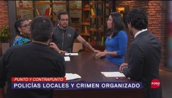 Foto: Policías Locales Déficit Infiltrados Crimen 12 Septiembre 2019