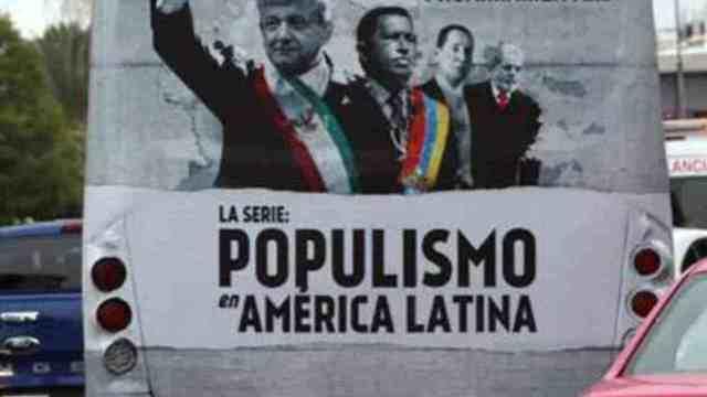 Foto: La campaña publicitaria se realizó antes de las elecciones del 2018 (Plumas Atómicas)