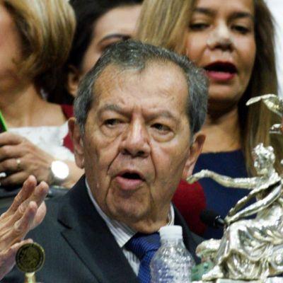 Muñoz Ledo renuncia a presidencia de la Cámara de Diputados