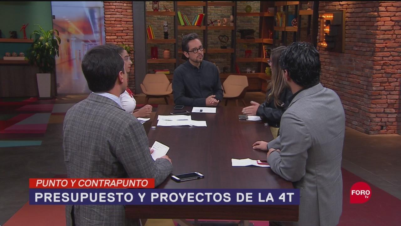 Foto: Proyectos Estrella Gobierno Amlo Presupuesto 2020 10 Septiembre 2019