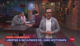 FOTO: Punto y Contrapunto, con Genaro Lozano: Programa del 17 de septiembre de 2019,17 septiembre 2019