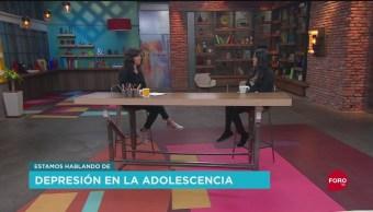 Foto: Depresión Adolescentes Académica UNAM Explica 21 Septiembre 2019
