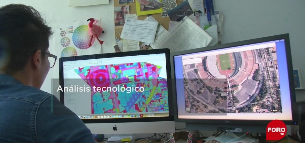 FOTO: ¿Qué es la Geomática?, 8 septiembre 2019
