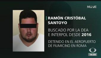 FOTO: Ramón Cristóbal Santoyo No Solicitó Asistencia Consular Tras Ser Detenido Italia