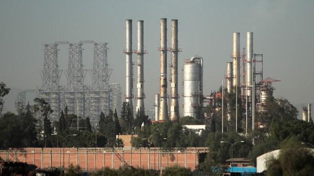 Fopto: Refinería en Tula, Hidalgo, 22 de enero de 2019