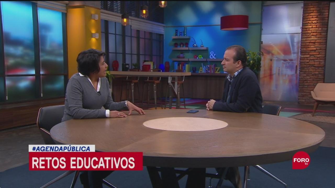 FOTO: Reforma educativa en México, 15 Septiembre 2019