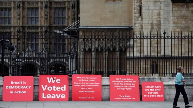 Reino Unido: 14 de octubre, la fecha más probable de elecciones británicas