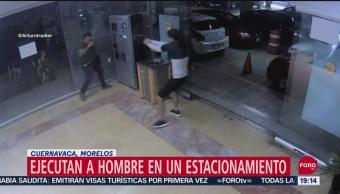 Foto: Video Asesinato Plaza Bugambilias Cuernavaca Morelos 27 Septiembre 2019