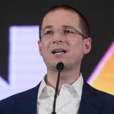 Ricardo Anaya excandidato presidencial del PAN