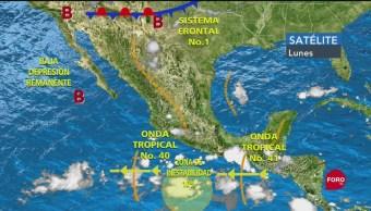 FOTO: Saldo Blanco Baja California Tras Paso Lorena Protección Civil