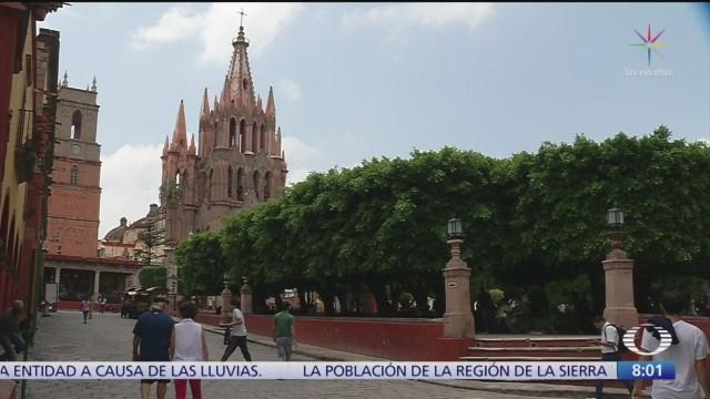 San Miguel de Allende es Patrimonio de la Humanidad desde 2008