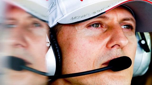 Schumacher, atendido en secreto en hospital de París
