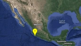 Foto: El sismo se percibió en los 10 municipios, 22 de septiembre de 2019 (Twitter @SismologicoMX)
