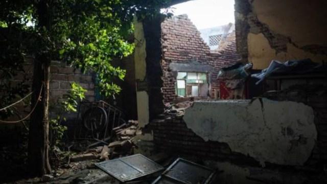 Chiapas aún no se recupera del sismo del 7 de septiembre de 2017