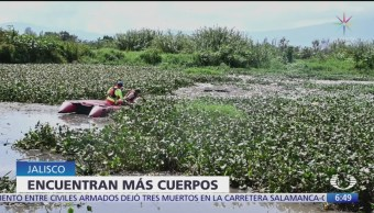 Suman 5 muertos por crecida de arroyo en Jalisco