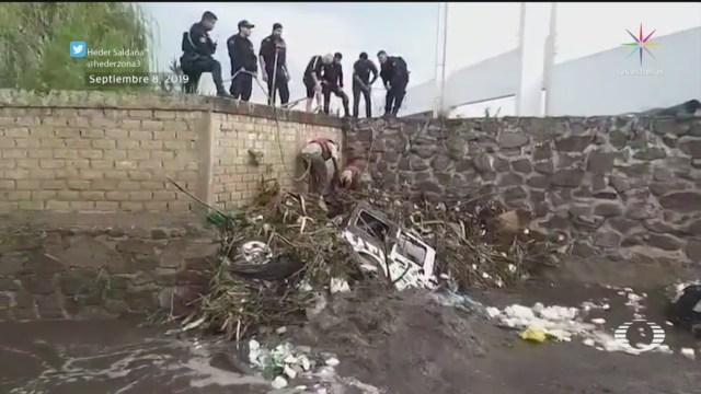 Foto: Cuatro Muertos Desbordamiento Arroyo La Culebra 9 Septiembre 2019