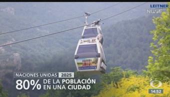 FOTO: Teleférico Nueva Forma Movilidad