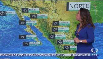 Termómetro superará los 35 grados Celsius en 19 estados