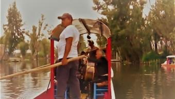 Trajineros de Xochimilco piden que no se haga mala tras muerte de joven