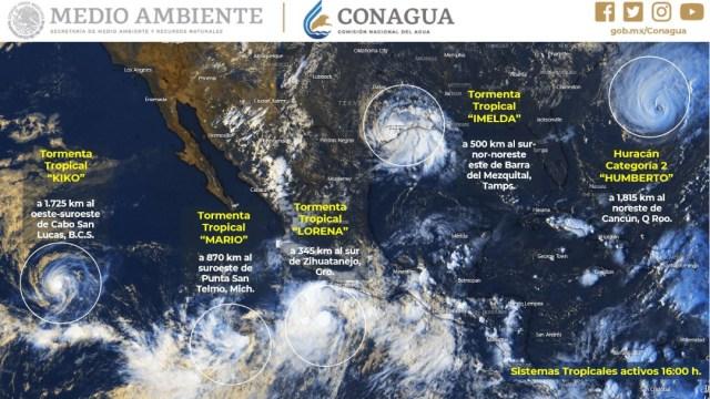 tormentas tropicales lorena y mario (1)