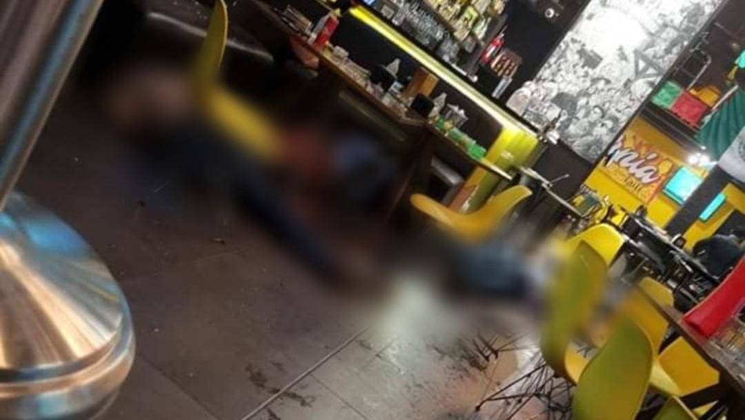 Se registra ataque en bar de Uruapan, Michoacán; reportan cuatro muertos