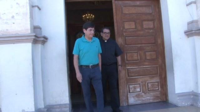 FOTO Por falta de sacerdotes, preparan a diáconos permanentes en Saltillo (Noticieros Televisa)