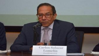 Foto Video: Entrevista completa Carlos Salazar Lomelín, Despierta 9 septiembre 2019