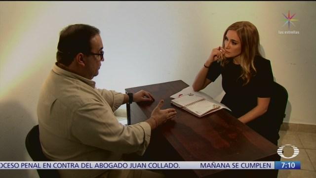 Video: Entrevista completa de Javier Duarte en Despierta
