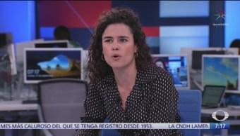 Video: Entrevista completa de Luisa María Alcalde en Despierta