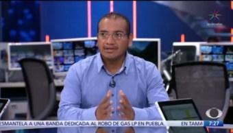 Video: Entrevista completa de Vidulfo Rosales en Despierta