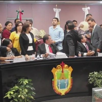 Winckler califica de ilegal su separación como fiscal de Veracruz