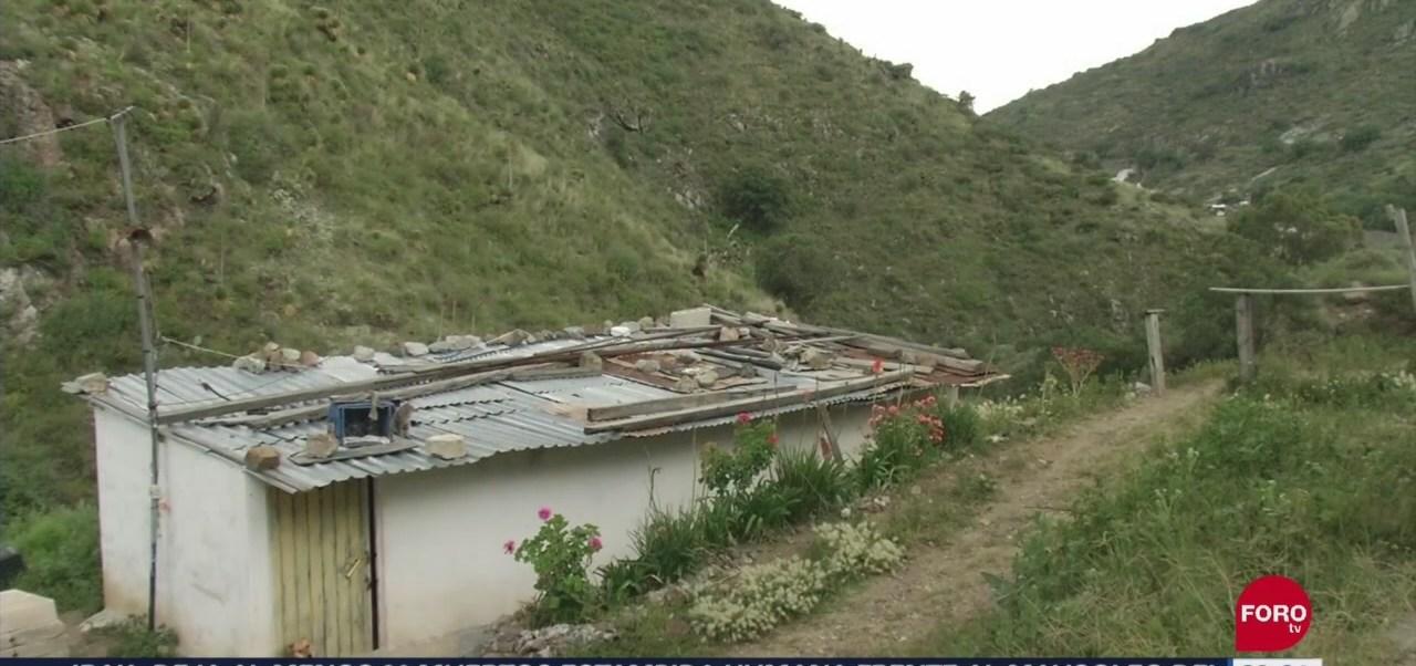 Foto: Zonas Altas Pachuca Vulnerables Temporada Lluvias 10 Septiembre 2019