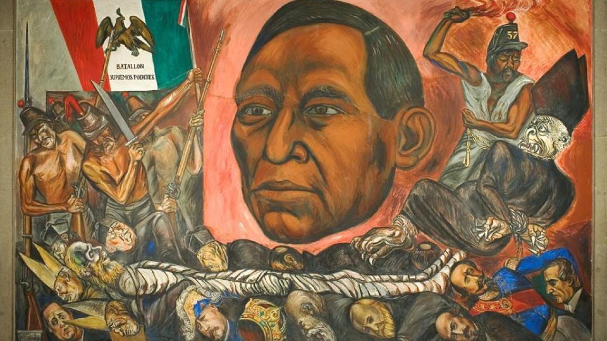 Foto: La Reforma y la caída del Imperio. 31 Octubre 2019
