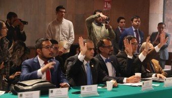 Foto: El dictamen, que se someterá mañana al pleno para su discusión y, en su caso aprobación, 09 de octubre de 2019 (Cámara de Diputados)