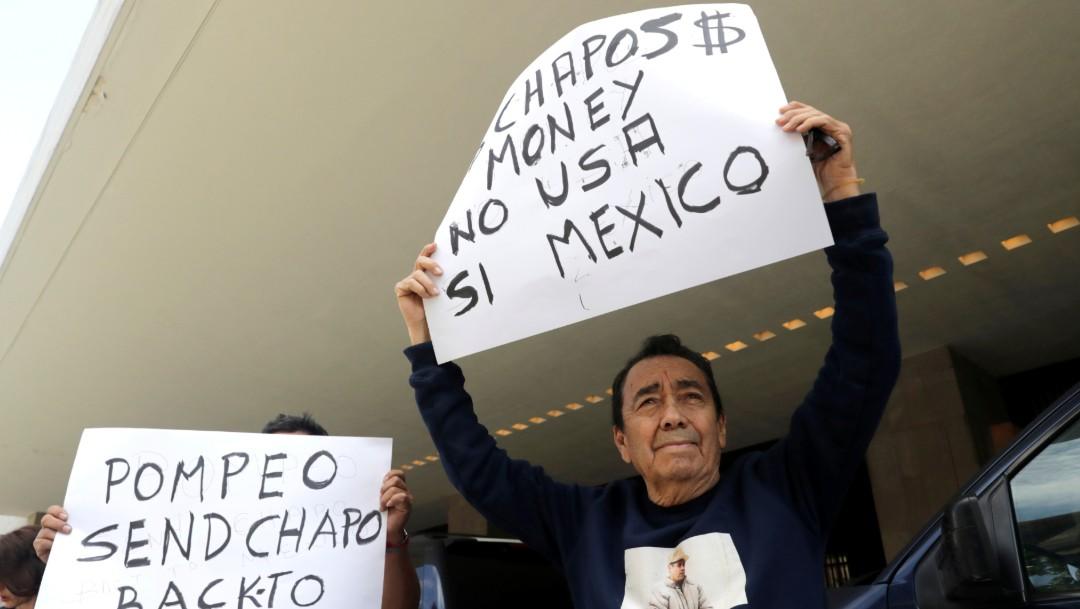 Foto: José Luis González Meza. abogado de El Chapo, 21 de julio de 2019, Ciudad de México