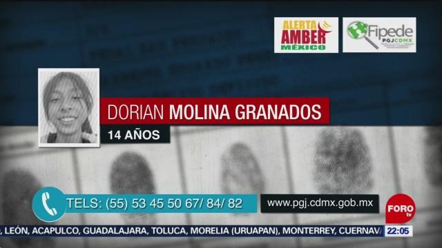 FOTO: Activan Alerta Amber por desaparición de cinco menores en Iztacalco, 6 octubre 2019