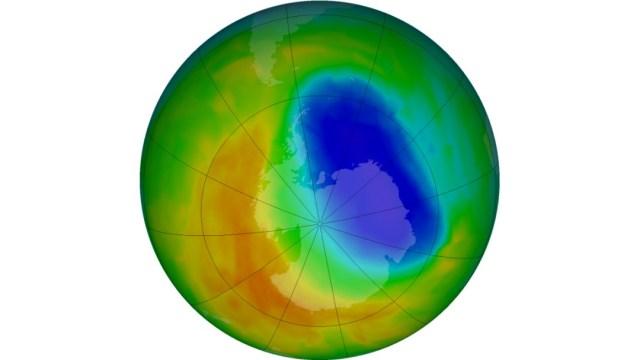 Foto: Agujero de capa de ozono de 2019 es el más pequeño desde 1982, 20 de octubre de 2019