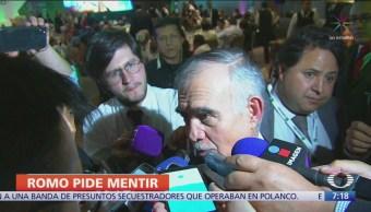 Alfonso Romo pide a empresarios de México mentirle a Banxico