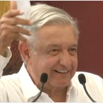 Foto: López Obrador ofrecerá avión presidencial a Trump, 26 de octubre de 2019 (Foro TV)